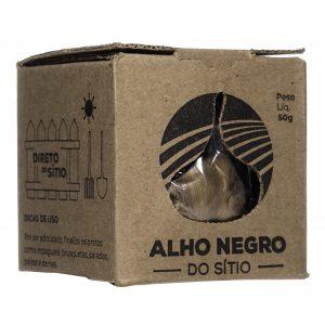 Alho Negro do Sítio 50g