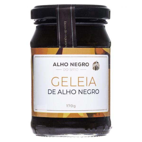 Geleia de Alho Negro Alho Negro do Sítio