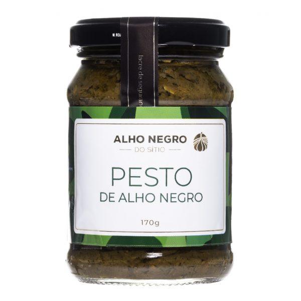 Pesto Alho Negro do Sítio