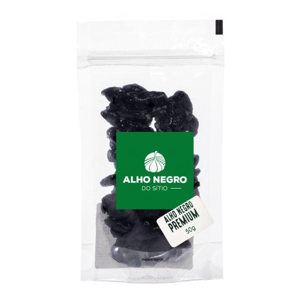 Alho Negro do Sítio Premium 50g