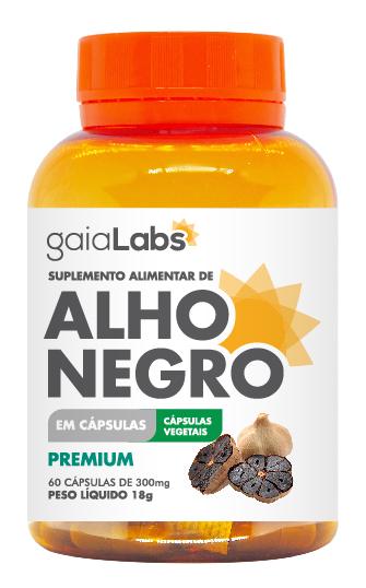 Suplemento Alimentar de Alho Negro Gaialabs