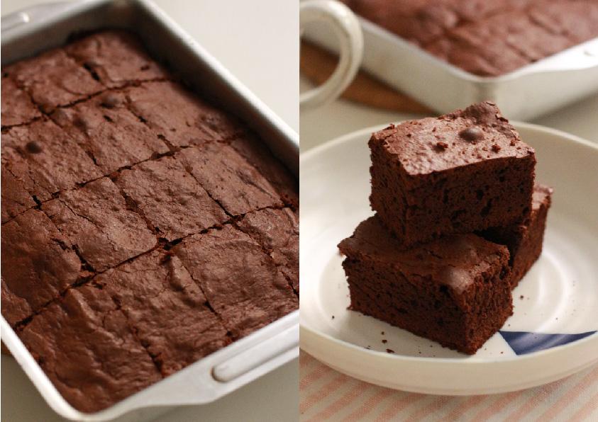 bolo de chocolate com alho negro